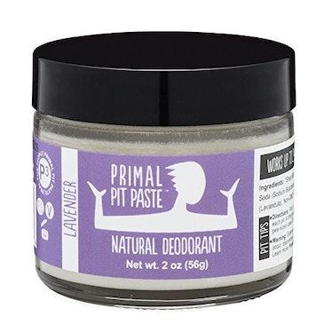 Primal Pit Paste Lavender Deodorant