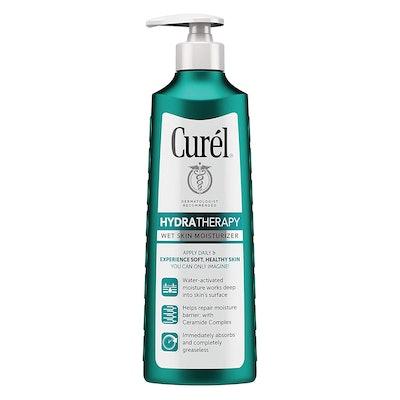 Curel Hydratherapy Wet Skin Moisturizer