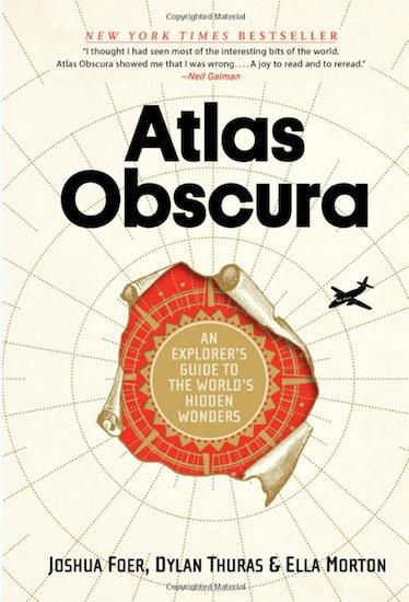 Joshua Foer Atlas Obscura