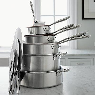All-Clad TK™ 11-Piece Inspiration Cookware Set