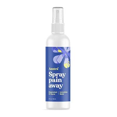 Asutra Pure Zechstein All-Natural Magnesium Oil Spray