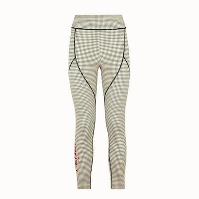 Leggings Multicolor Tech Fabric Pants