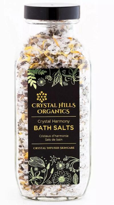 Crystal Harmony Bath Salts