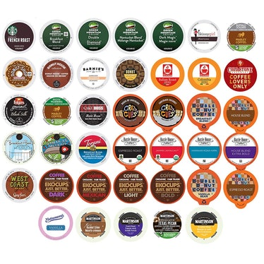 Custom Variety Pack Coffee Variety Sampler Pack For K-Cup Brewers