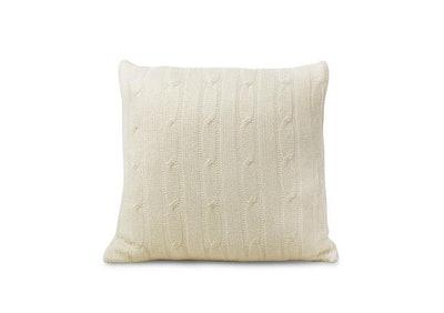 Cable Knit Decorative Pillow