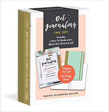 Dot Journaling―The Set: A How-To Guide and a Blank Dot-Grid Journal