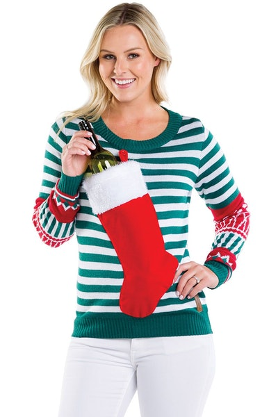 Women's Stocking Stuffer Ugly Christmas Sweater