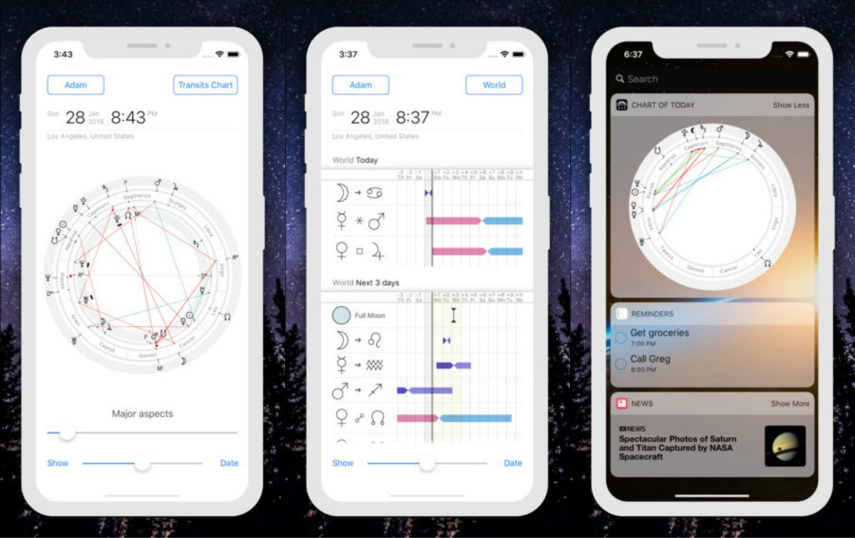 5 Astrology Apps To Read Your Birth Chart On That Will Help You