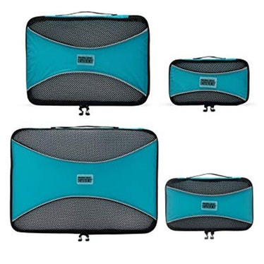 Pro Packing Cubes Travel Cube Set