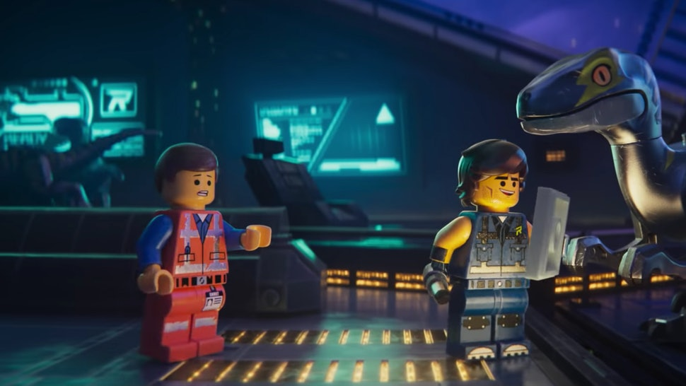 The Lego Movie 2 Trailer Makes Fun Of Chris Pratts Most Iconic