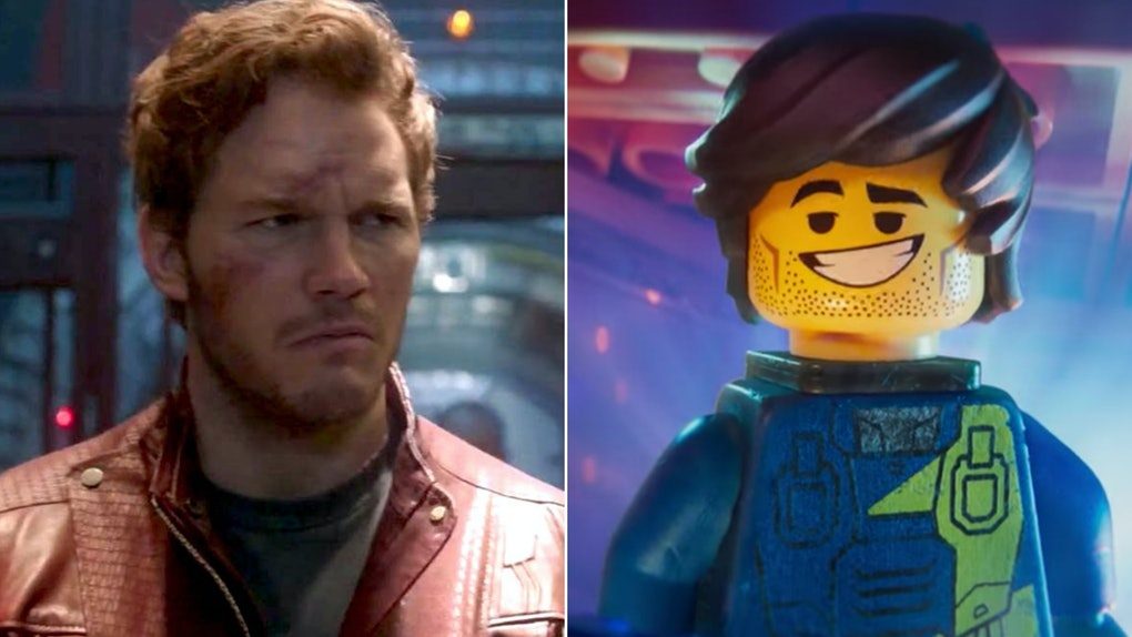 Image result for chris pratt emmet