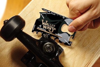 Wallet Ninja 18-in-1 Multi-Purpose Pocket Tool