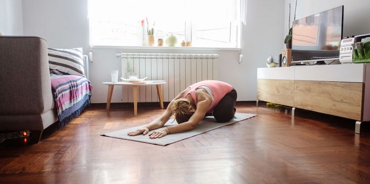 Workouts you can do in your room that prove you really don t