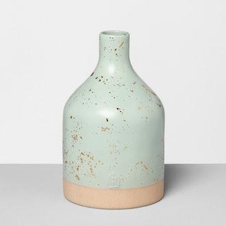 Jug Vase Speckled