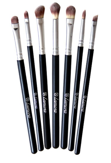 Lamora Beauty Eyeshadow Brush Kit