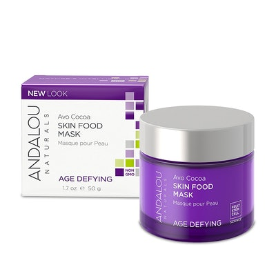 Andalou Naturals Avo Cocoa Skin Food Mask