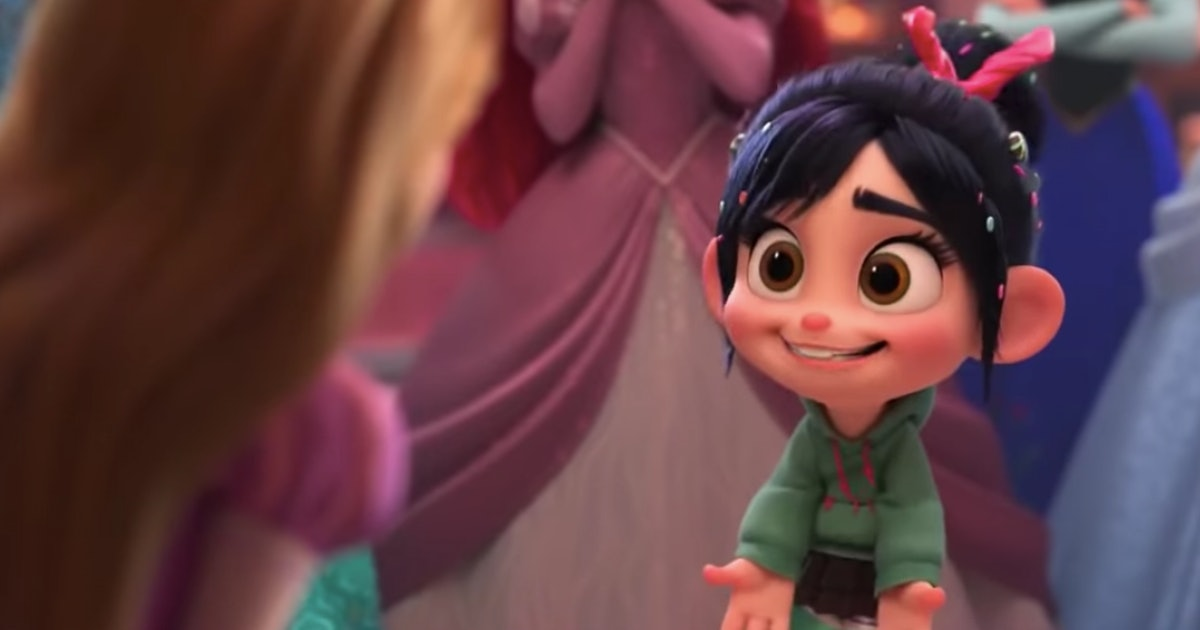 d455d4cf6b98 The Disney Jokes In  Ralph Breaks The Internet  Are Some Of The Harshest
