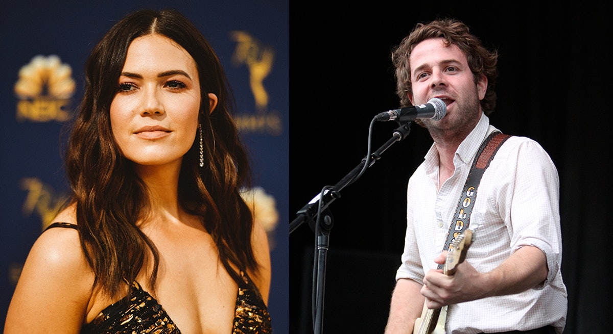 Video Of Mandy Moore & Taylor Goldsmith Singing At Their Wedding Will Make You Reach For The Tissues