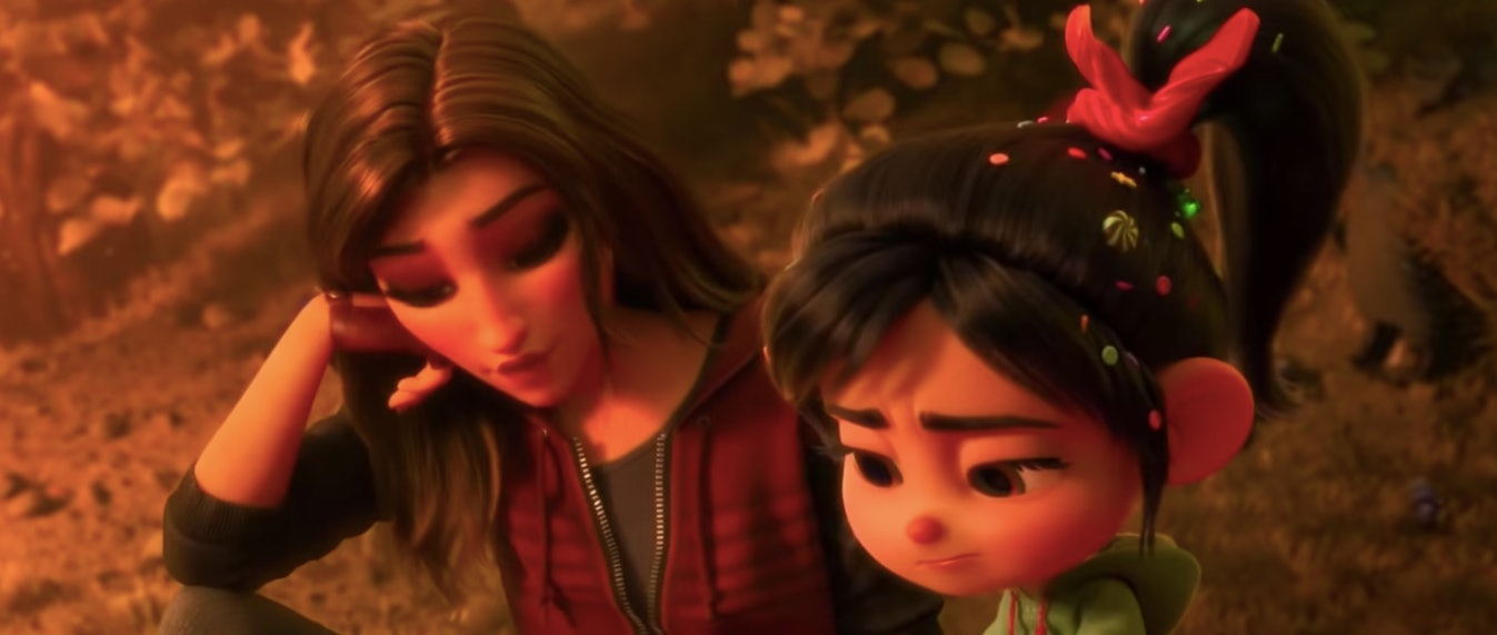 The Disney Jokes In 'Ralph Breaks The Internet' Are Some Of