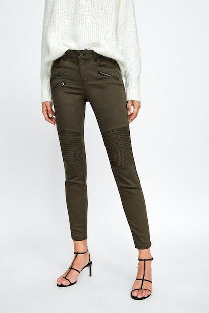 Z1975 Zippered Jeans