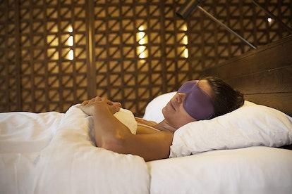 Nidra Luxury Patented Sleep Mask