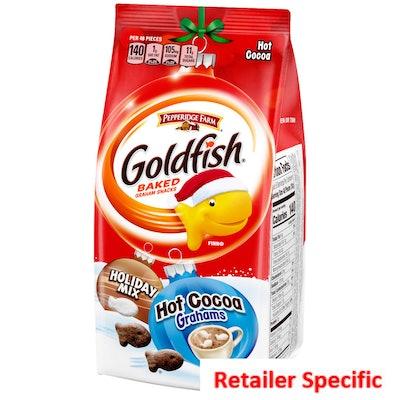 Pepperidge Farm Hot Cocoa Goldfish Crackers - 6.6oz