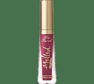 Melted Matte Liquified Long Wear Matte Lipstick in Bend & Snap