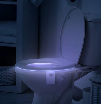 LumiLux LED Toilet Bowl Light