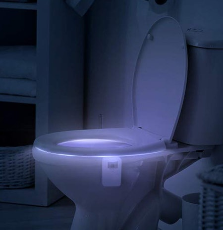 LumiLux LED Toilet Bowl Light