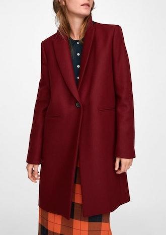 Masculine Coat