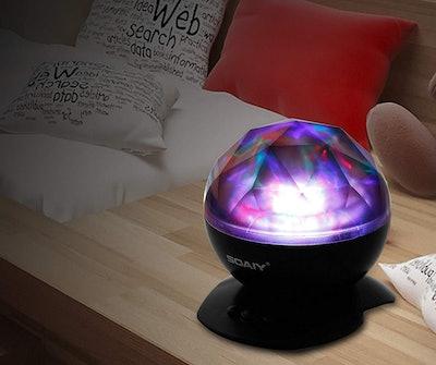 SOAIY LED Night Light Lamp