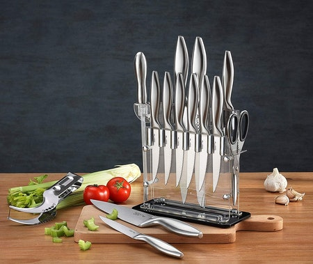Stone Boomer 14-Piece Knife Set