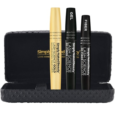 Simply Naked Beauty Fiber Lash Mascara