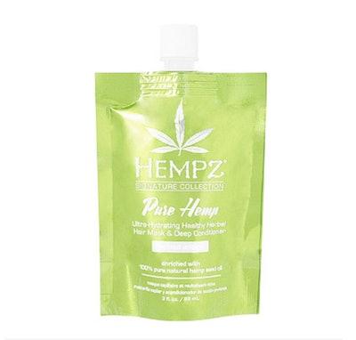Pure Hemp Ultra-Hydrating Healthy Herbal Hair Mask & Deep Conditione