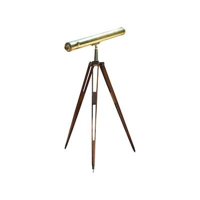 English Refracting Telescope