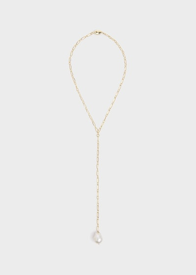 Pearl Baroque Necklace from Timeless Pearly