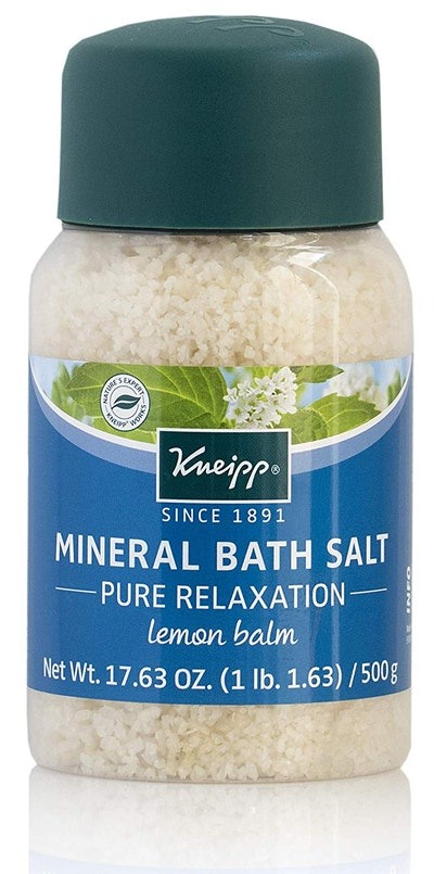 Kneipp Mineral Bath Salt Pure Relaxation Lemon Balm