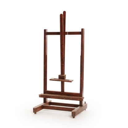 French Painter's Easel