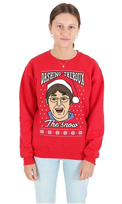 Sanfran Dashing Theroux The Snow Christmas Jumper