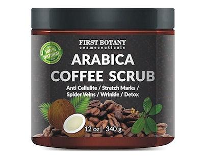 First Botany Cosmeceuticals Arabica Coffee Scrub