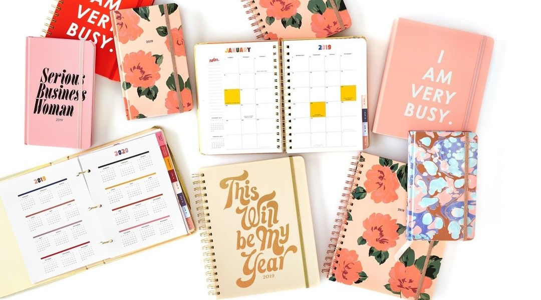 Best Planners 2020 The Best 2019 Monthly Planners For The Type A Individual In Your Life