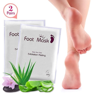 Tomiya Foot Peel Mask (2 Pack)
