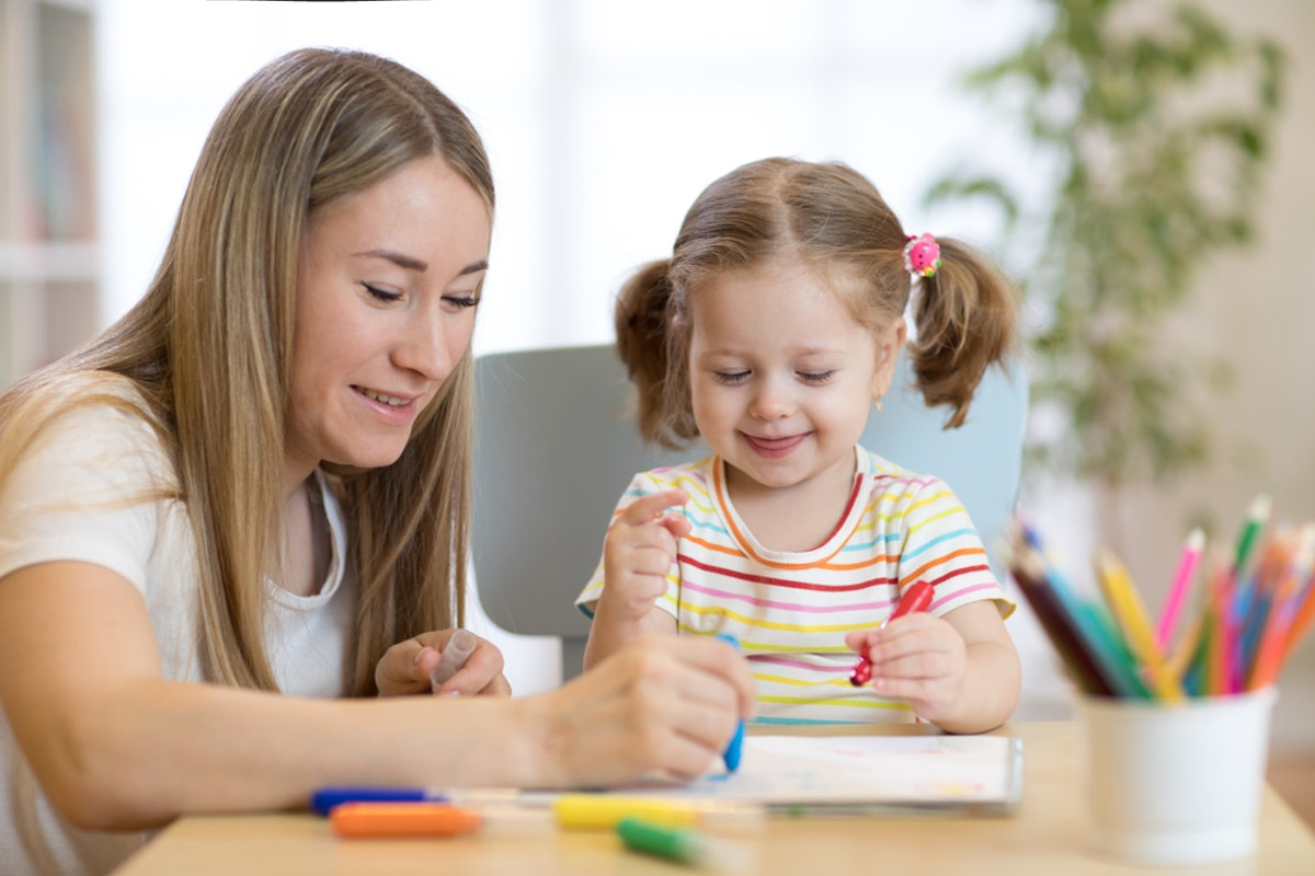 What To Tip Daycare Workers For The Holidays, According To Etiquette Experts