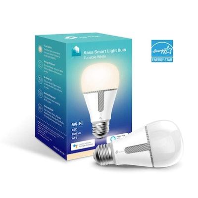 TP-Link Kasa Smart Wi-Fi LED Light Bulb