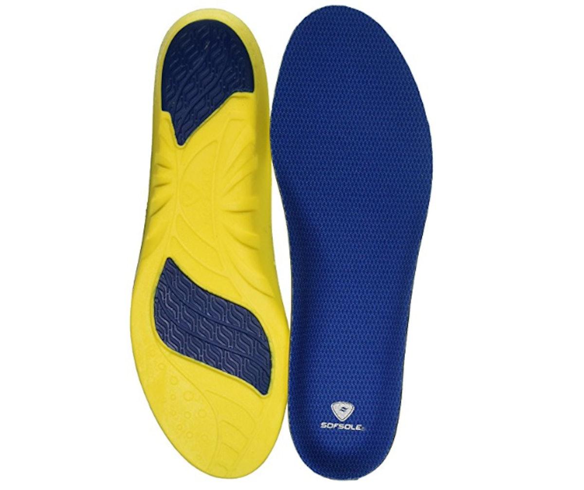 Sof Sole Insoles Men's Full-Length Gel Shoe Insert