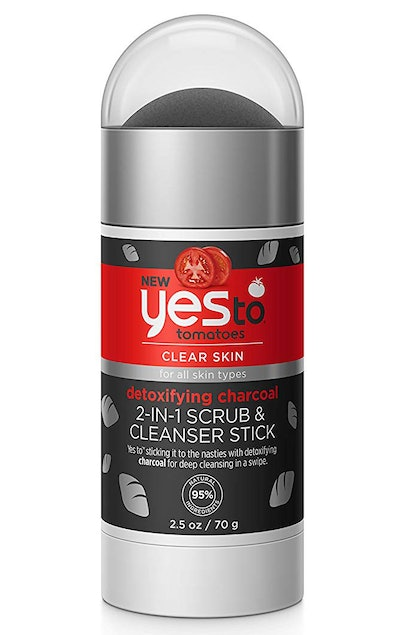 Yes To Tomatoes Charcoal Scrub & Cleanser Stick