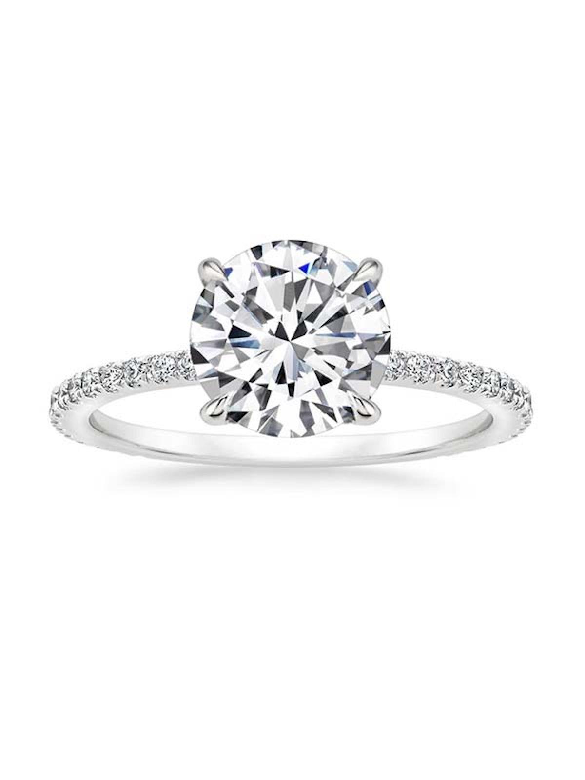 Demi Diamond Ring