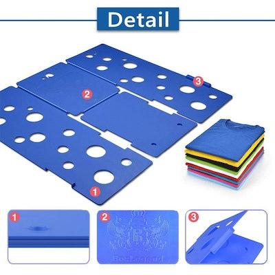 Box Legend Laundry Folding Board