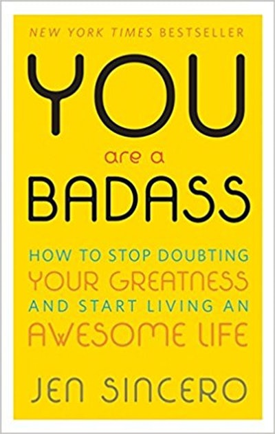 You Are A Badass
