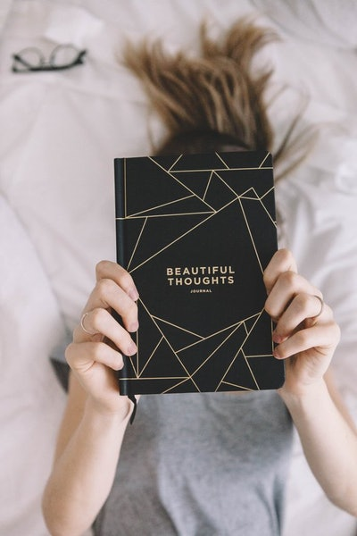 A5 Beautiful thoughts Journal